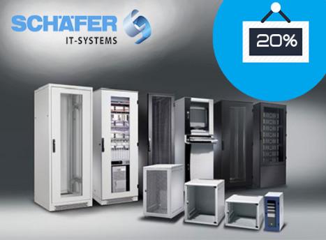 Акция на укомплектованные шкафы Schaefer